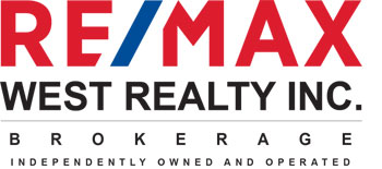 RE/MAX WEST REALTY INC Logo